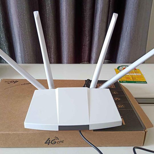 Router ใส่ซิมโทรศัพท์มือถือ